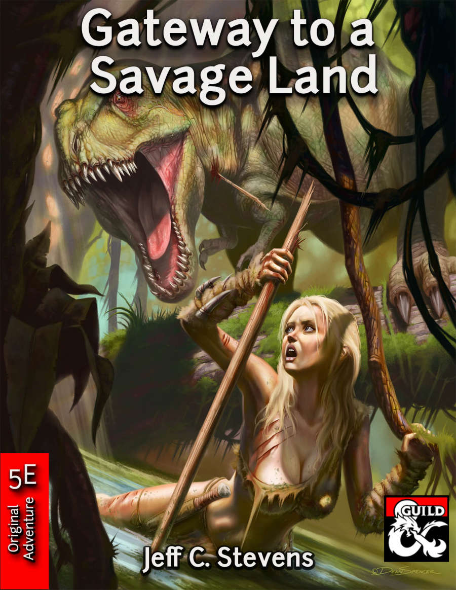 Cover of Gateway to a Savage Land