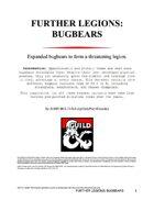 Further Legions: Bugbears