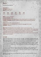 The Esies - A 5e Monster