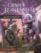 The Giant Runesmith
