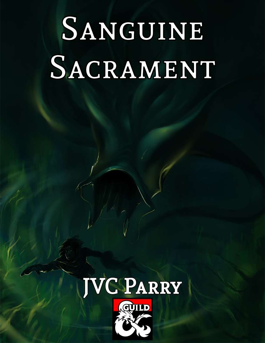 Cover of Sanguine Sacrament