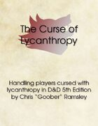 The Curse of Lycanthropy