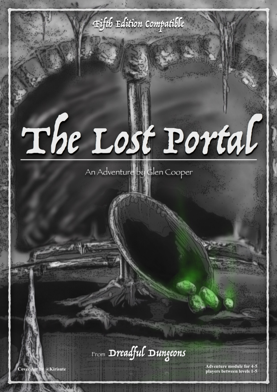 Cover of The Lost Portal