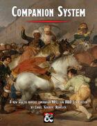 Companion System