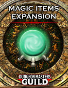 Extra Magic Items Expansion