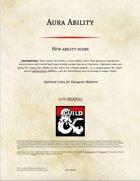 Aura Ability Score