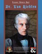 Iconic Stock Art: Dr. Van Richten