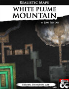 White Plume Mountain - Realistic Maps