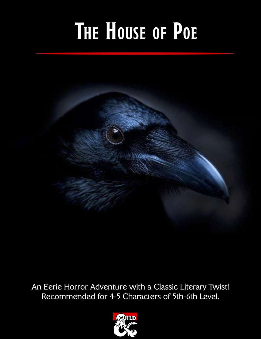 Cover of The House of Poe