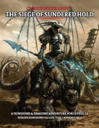 Christopher Grey's The Siege of Sundered Hold (Border Kingdoms Fallen 1.1)
