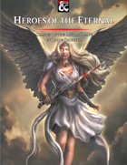 Hereos of the Eternal: Classes of the Astral Plane
