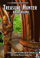 Treasure Hunter - 5E Background
