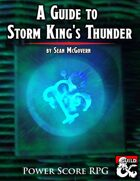A Guide to Storm King's Thunder