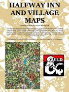 Halfway Inn Maps