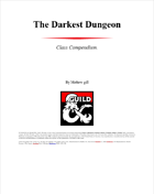 The Darkest Dungeon Compendium