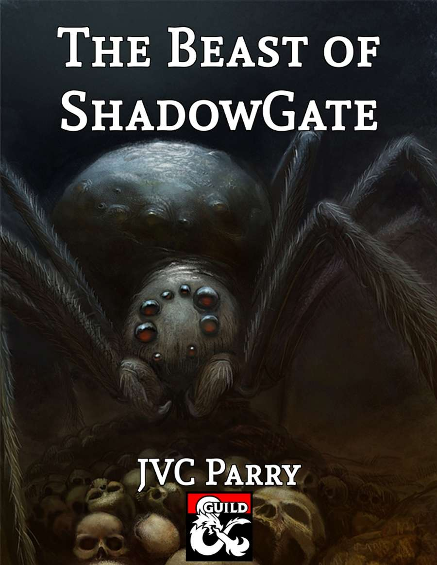 Cover of The Beast of ShadowGate