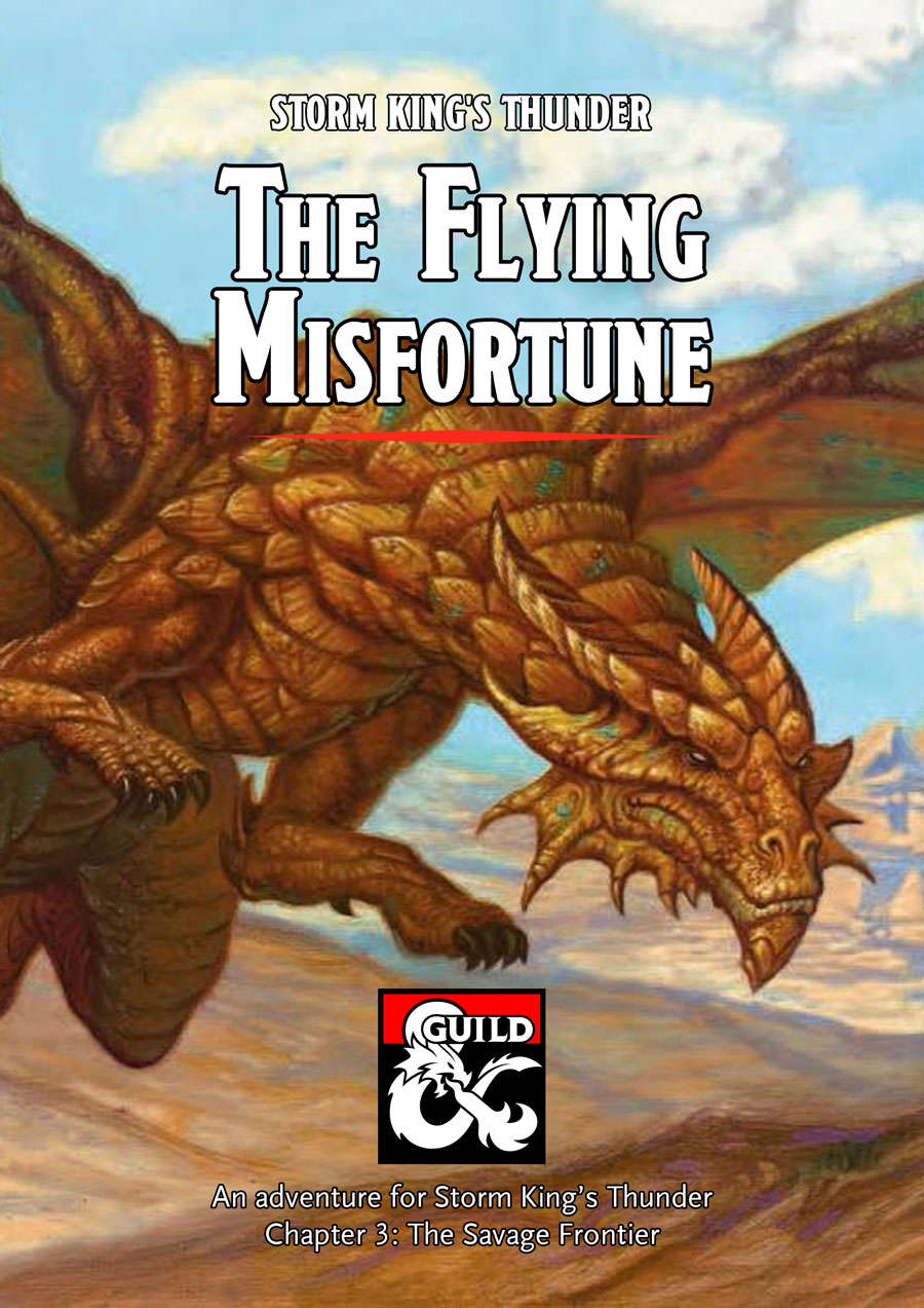 The Flying Misfortune