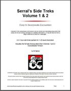 Serral's Side Treks Volume 1 & 2 Omnibus Edition