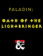 Paladin: Oath of the Lightbringer