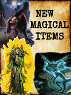 New Magical Items