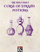 Curse of Strahd: Potions