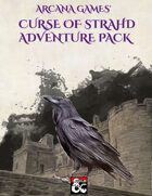 Curse of Strahd Adventure Pack