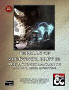 Thralls of Zuggtmoy, Part II
