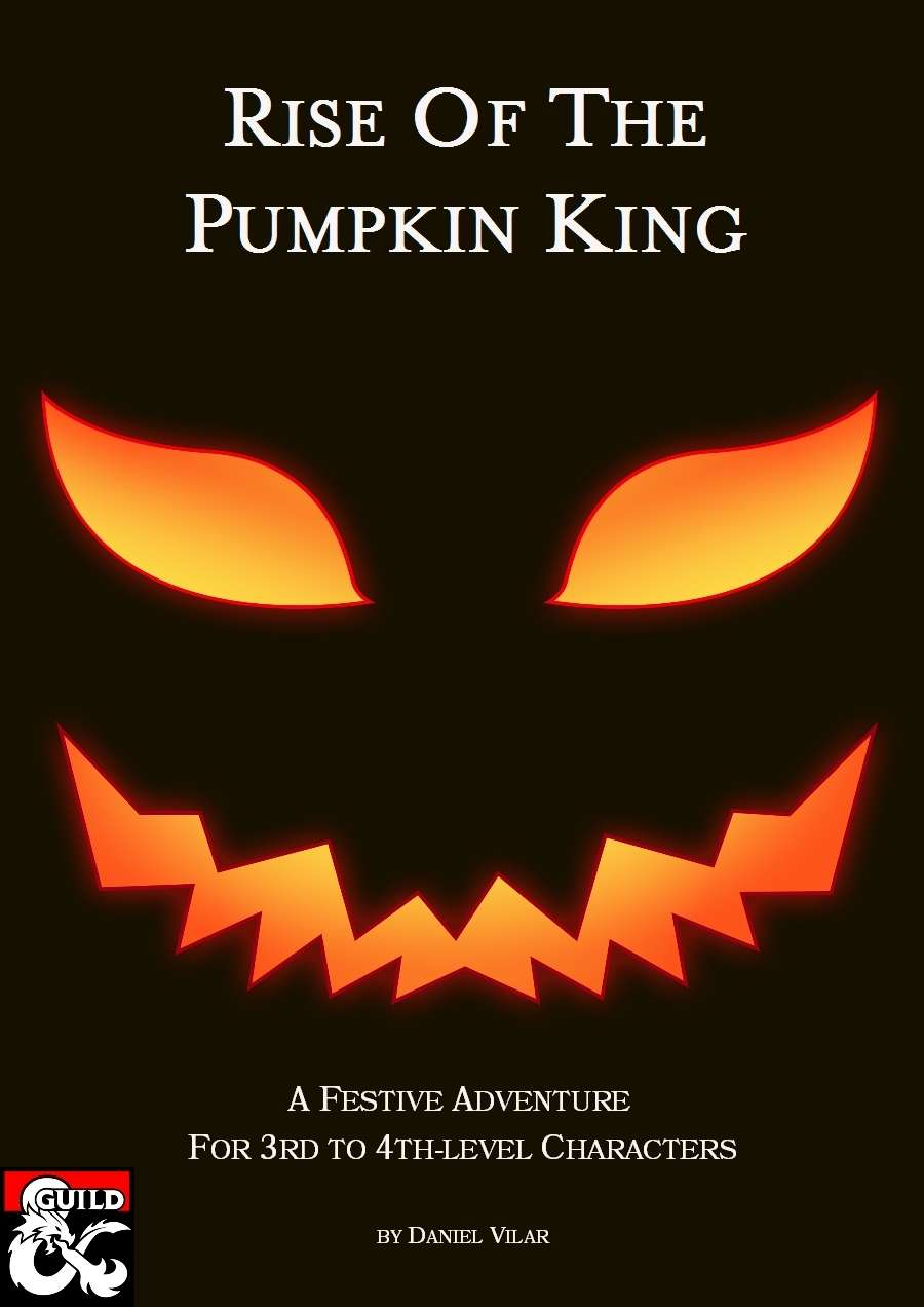 Cover of Rise of the Pumpkin King
