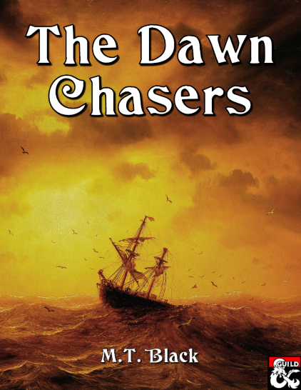 Cover of The Dawn Chasers