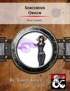 Sorcerous Origin: Mana Channel