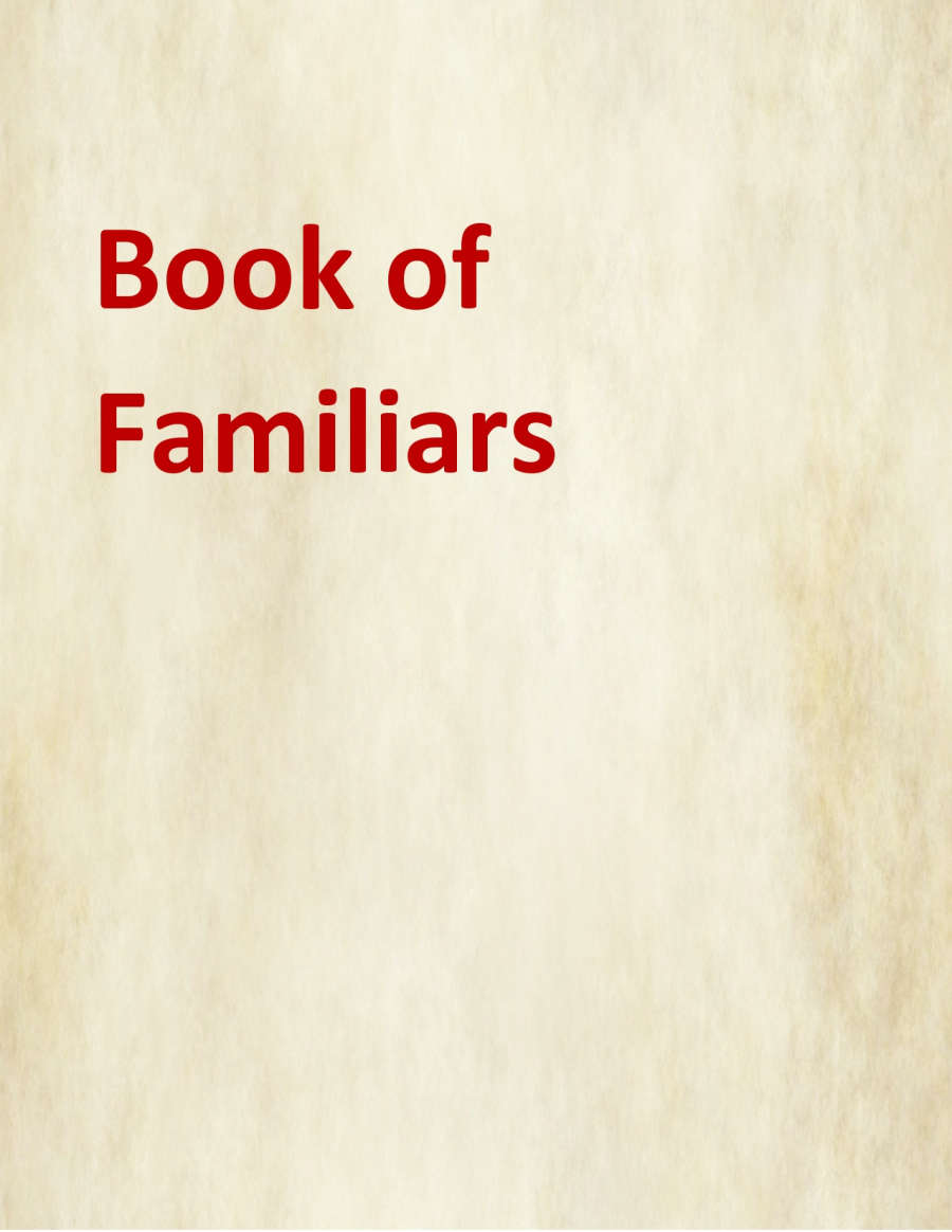 Book of Familiars - Dungeon Masters Guild | Dungeon Masters Guild