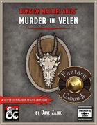 Murder in Velen