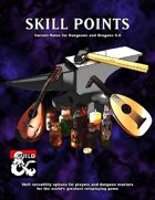 Skill Points (rules variant)