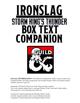 Ironslag - Box Text Companion - Storm King's Thunder