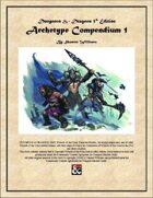 Archetype Compendium I