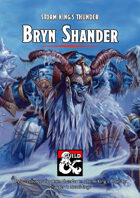 Bryn Shander - a Storm King's Thunder DM's Resource