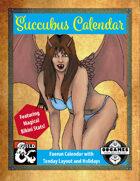 Succubus Calendar