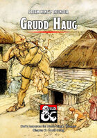 Grudd Haug - a Storm King's Thunder DM's Resource