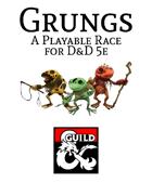 Grung Race
