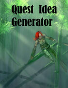 Quest Idea Generator