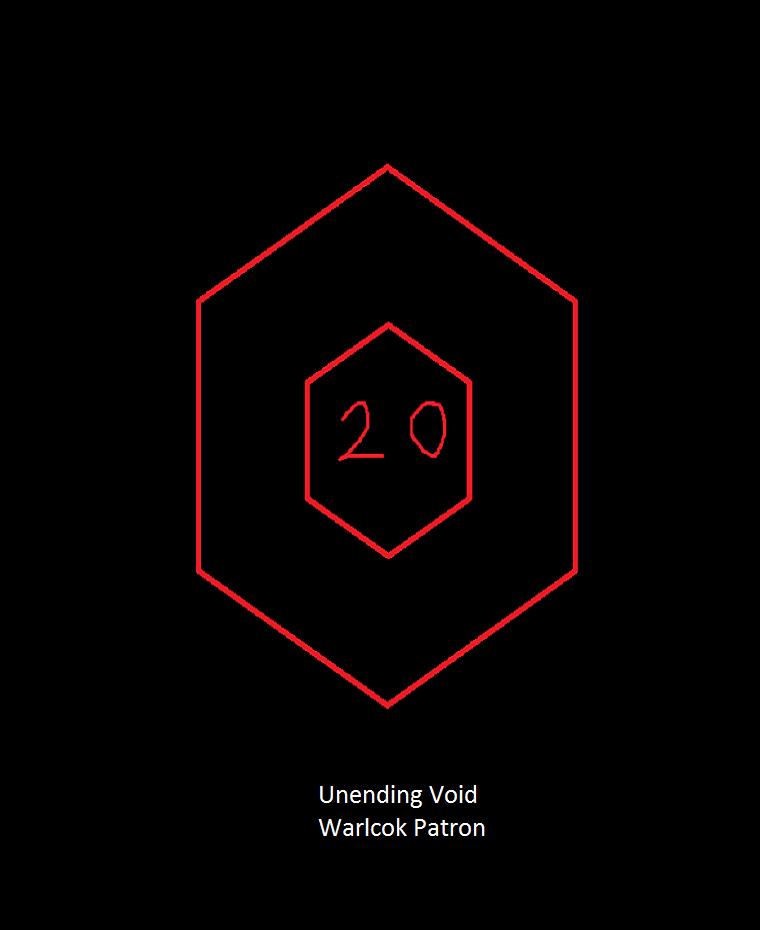 Warlock Patron: Unending Void - Dungeon Masters Guild | Dungeon