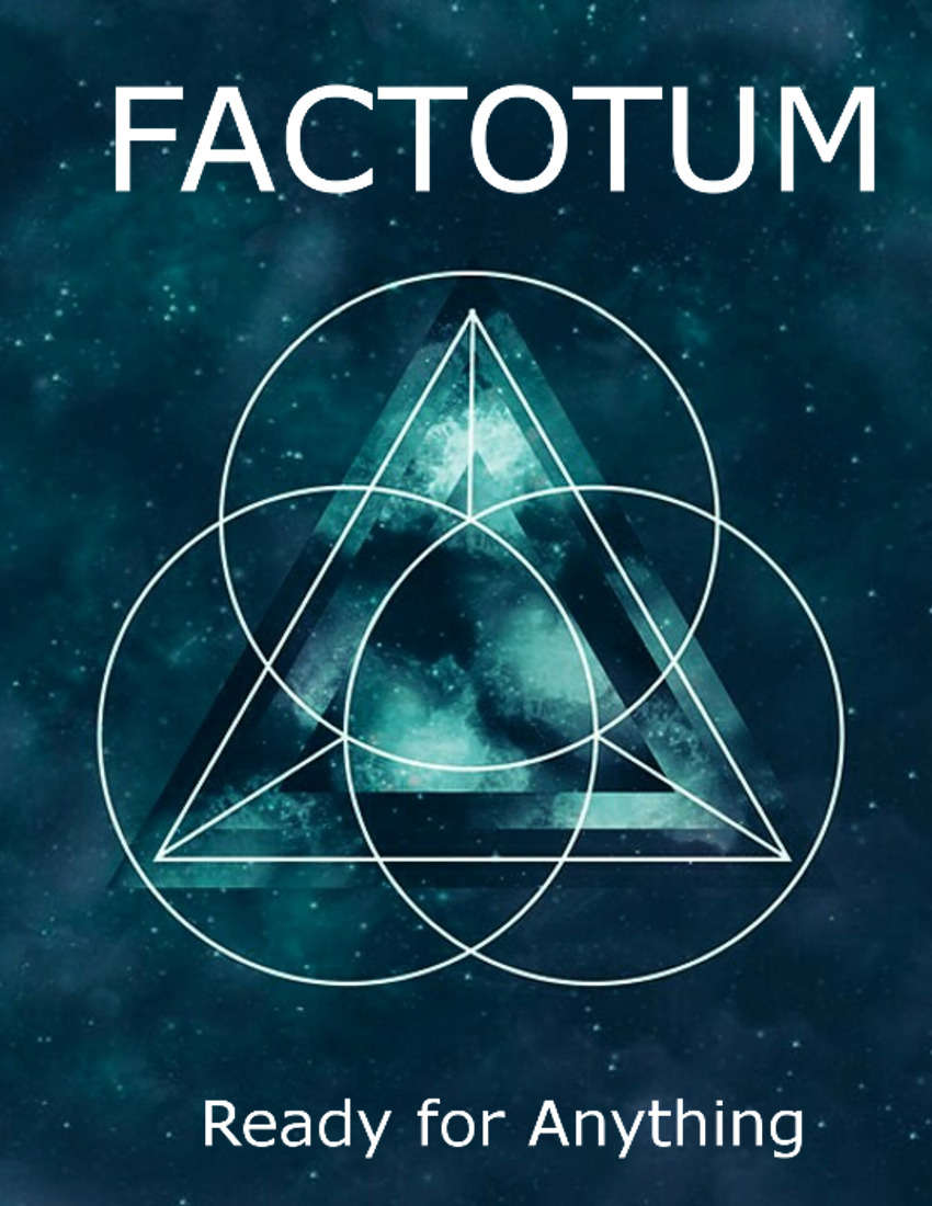 Factotum - Dungeon Masters Guild | Dungeon Masters Guild