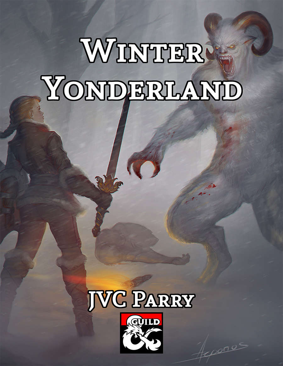 Cover of Winter Yonderland