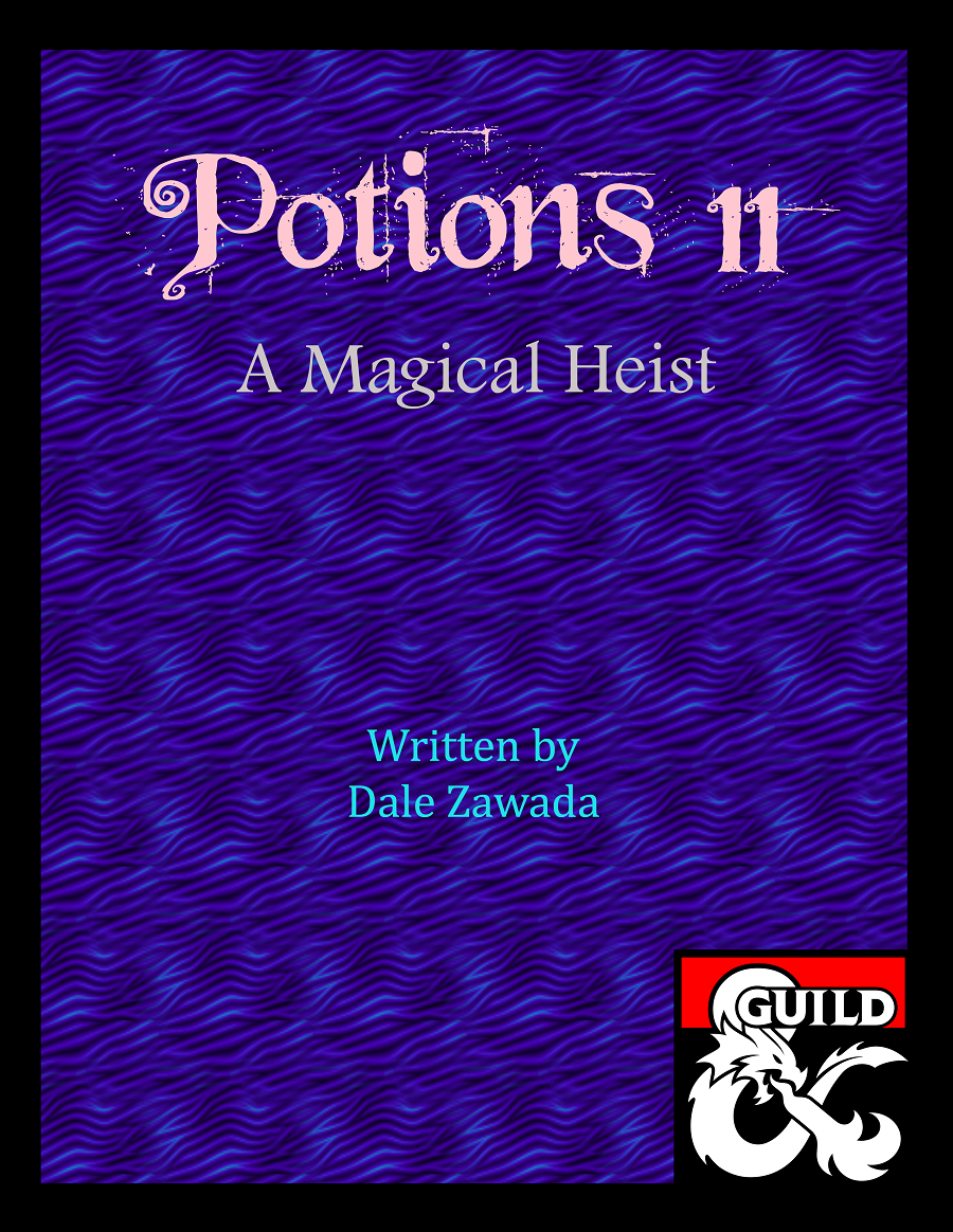 Potions 11 - Dungeon Masters Guild | Dungeon Masters Guild
