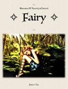 Monstrous PC Races (5e) - Fairy