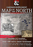 The North Campaign Map