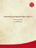 Free Dungeon Tiles V1.0