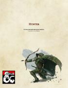 Hunter - Spell-less Ranger Variant