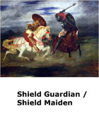 Shield Guardian - Shield Maiden