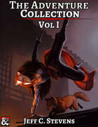 The Adventure Collection Vol. I